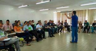 Anater realiza curso de formação para extensionistas