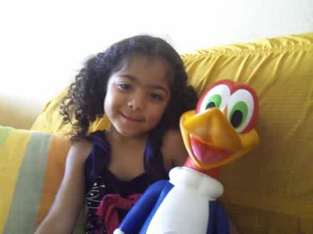 Norte de Minas - Ossada achada em Rio Pardo de Minas é da menina Emilly Ketlen Ferrari