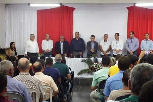 Lançamento da Rede Palma em Porteirinha no Norte de Minas Gerais