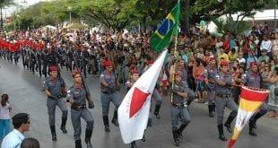 Montes Claros - Confira a programação do Desfile do Dia da Independência