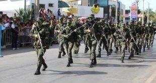 7 de Setembro - 55º Batalhão de Infantaria convida a população para prestigiar o desfile cívico-militar