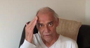 'O câncer é como uma montanha-russa', diz Marcelo Rezende em vídeo