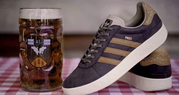 Adidas lança tênis à prova de cerveja e vômito