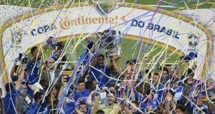 Cruzeiro bate Flamengo e é pentacampeão da Copa do Brasil