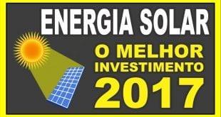 Norte de Minas é região ideal para investir em energia solar