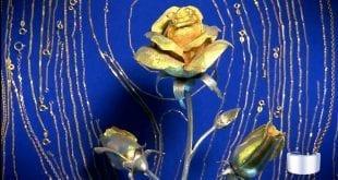 Papa francisco envia rosa de ouro para os 300 anos de Nossa Senhora de Aparecida