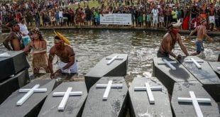 Suicídio entre índios no Brasil cresce e preocupa