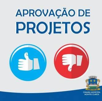 Montes Claros - Câmara Municipal de Montes Claros vota projeto que altera a LDO
