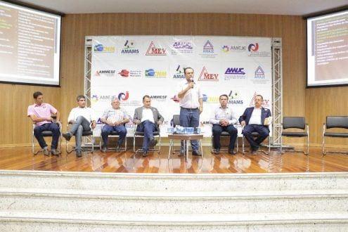 Norte de Minas - Prefeitos e entidades municipalistas se reúnem para a criação de pautas de reivindicação
