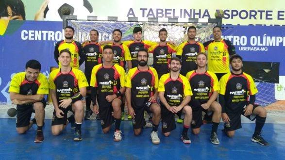 Handebol Montes Claros masculino classificado para fase Campeonato Mineiro Adulto