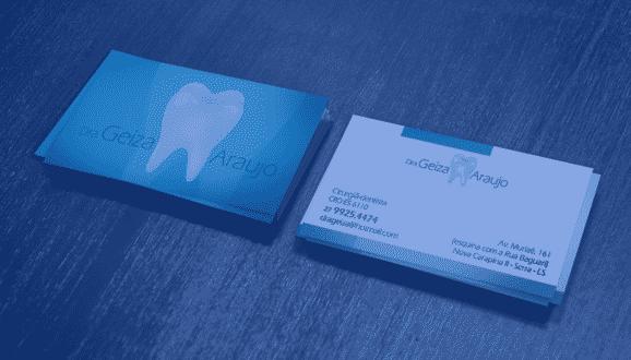 Imprima cartões de visita e divulgue-se com profissionalismo