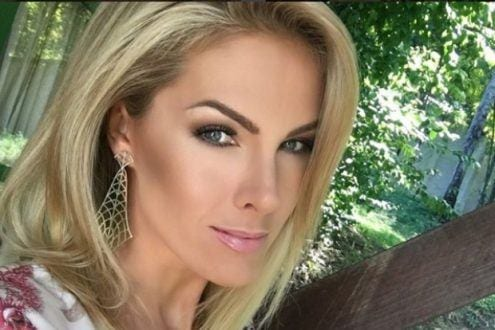 Ana Hickmann registra ocorrência contra mulher que xingou seu filho