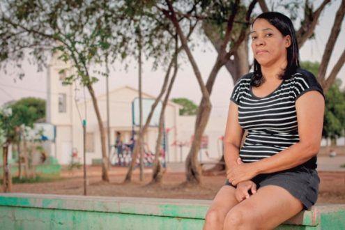 Selma conta que professoras se unem para conseguir dinheiro para eventos infantis