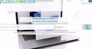 Site com dados de brasileiros como CPF e telefone volta ao ar