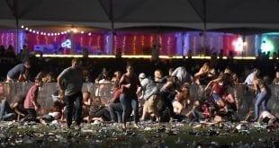 EUA - Maior ataque a tiros dos EUA deixa 58 mortos e mais de 500 feridos