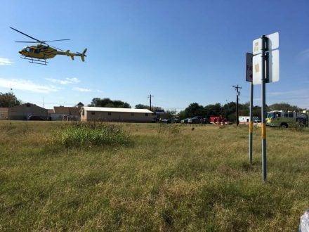 EUA - Homem invade igreja no Texas e deixa vários mortos e feridos