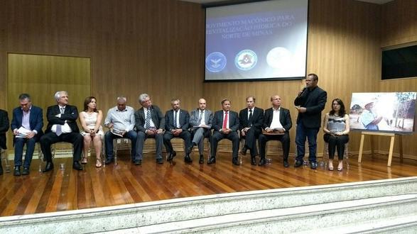 Norte de Minas - AMAMS recebe evento para discutir soluções para crise hídrica e propõe criação da Bancada Norte Mineira da Câmara dos Deputados