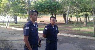 Montes Claros - Guarda Municipal reforça segurança nos parques de Montes Claros