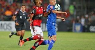 Brasileirão 2017 - Flamengo se vinga do Cruzeiro