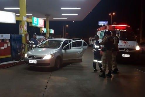 MG - Agente penitenciário atira e mata dupla que roubava posto