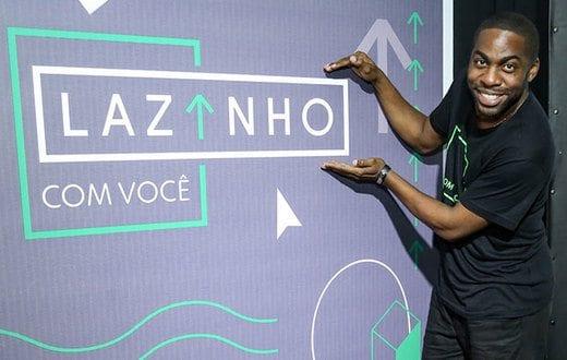 TV - Lázaro Ramos estreia neste domingo, na Globo, 'Lazinho com Você'