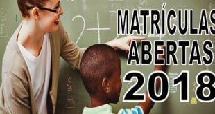 Período de matrículas na rede pública de ensino em Minas começa na próxima segunda-feira (11/12)