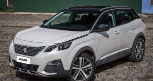 Peugeot 3008 ganha nova versão top de linha