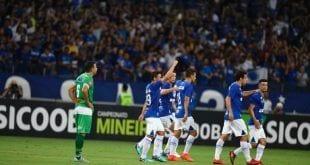 Campeonato Mineiro - Cruzeiro goleia o Uberlândia no Mineirão