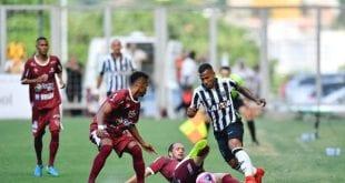 Campeonato Mineiro - Atlético perde para o Villa Nova