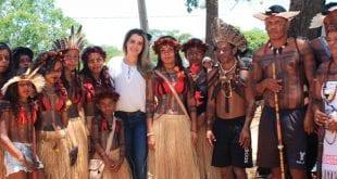 Opovo Xakriabá forma a maior nação indígena de Minas Gerais