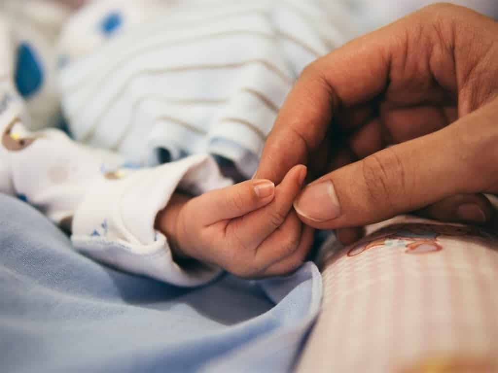 Biometria de bebês será obrigatória após o nascimento