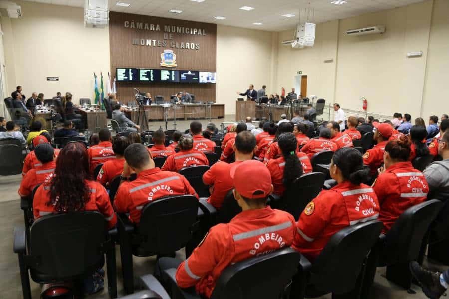 Montes Claros - Comissão promove audiência para discutir sobre atividade do Bombeiro Civil