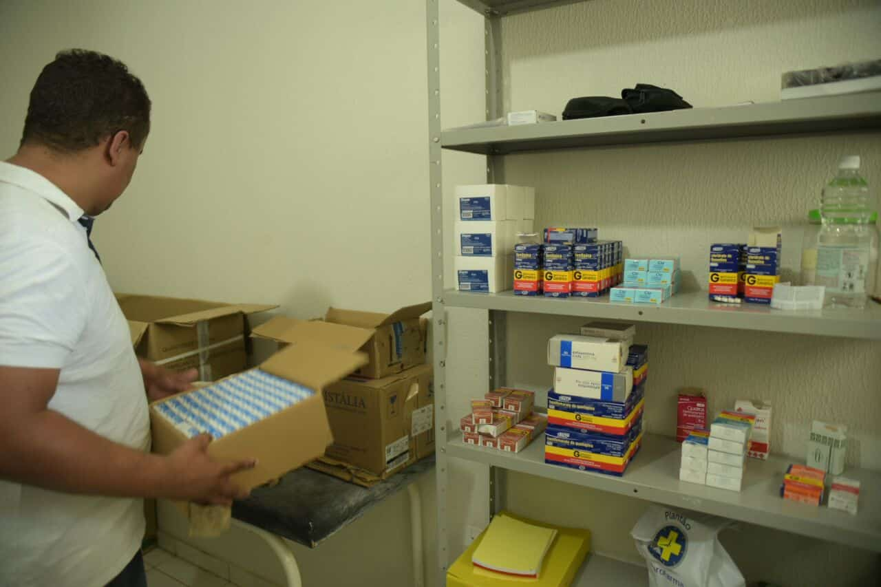 Norte de Minas - Ministério da Saúde para aprimorar qualidade e estrutura dos serviços farmacêuticos das unidades de saúde