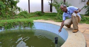 Combate à Dengue - Casa Fechada Bairro Ibituruna