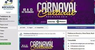 A maior polêmica foi na cidade de Bocaiúva, vizinha a Montes Claros. O cancelamento da festa oficial foi divulgado pelo Facebook apenas três dias antes da folia.