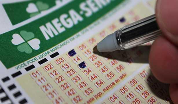 Aposta leva prêmio de R$ 104 milhões da Mega-Sena