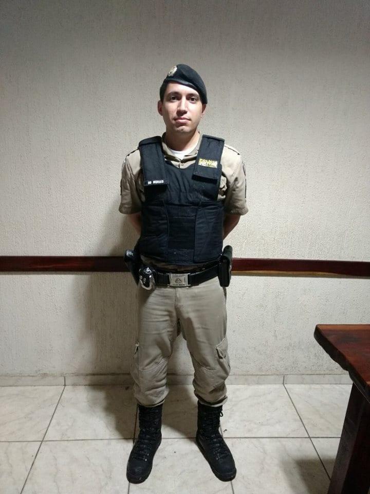 Soldado Morais – 11ª RISP
