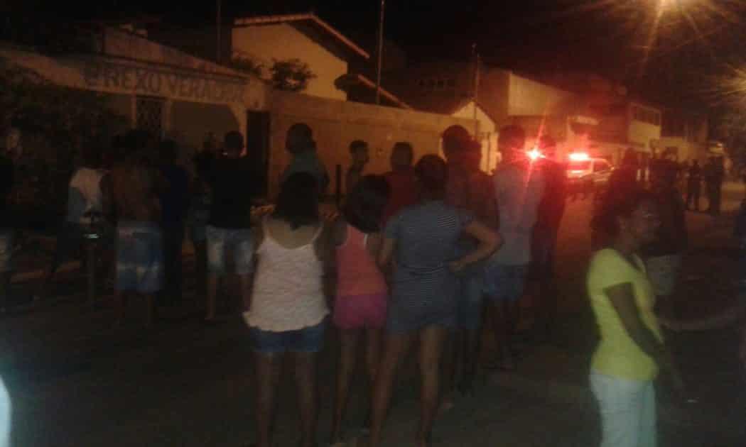 Homem é assassinado a tiros no bairro Vera Cruz em Montes Claros