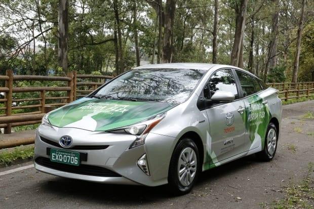 Modelo vai percorrer 1.500 entre São Paulo e o DF; possibilidade de produção em série Prius flex depende ainda da aprovação do Rota 2030, novo regime automotivo que prevê isenção de impostos para carros híbridos no Brasil