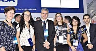 Grupo representa o Governo de Minas no 8º Fórum Mundial da Água, em Brasília