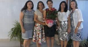 Montes Claros - Mulheres adventistas homenageiam Major Graciele