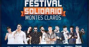 Festival Solidário com shows de Wesley Safadão, Kevinho e muito mais em Montes Claros