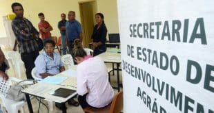 Norte de Minas - Audiência pública para regularizar terras rurais chega a Santa Fé de Minas