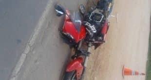 Acidente deixa um motociclista morto no Norte de Minas
