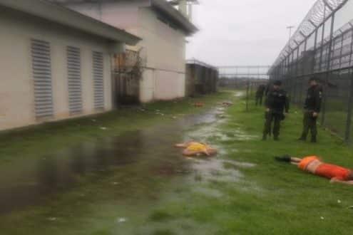 Tentativa de fuga termina em tiroteio e 21 mortos em presídio do Pará