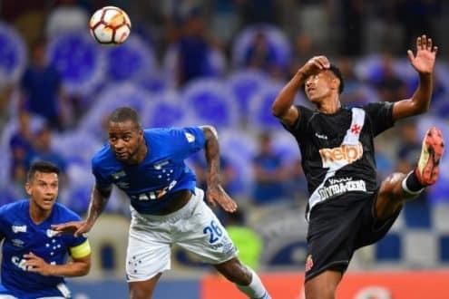 Dedé teve seu contrato renovado com o Cruzeiro