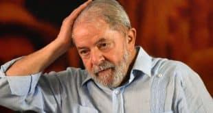 Lula foi condenado a 12 anos e um mês de prisão por corrupção passiva e lavagem de dinheiro