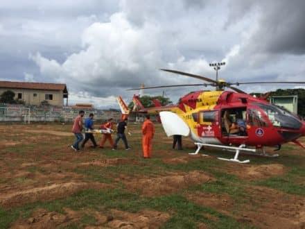 Homem mata três pessoas e fere duas crianças com golpes de machado em Santana de Pirapama