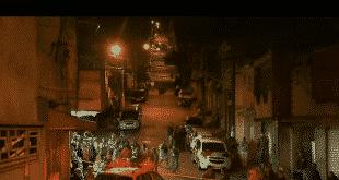 O crime ocorreu por volta das 23h na Rua Edson de Queiroz, no limite com a cidade de Santo André