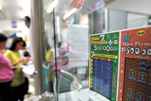 Após o encerramento da série de apostas, os prêmios precisam ser resgatados em até 90 dias